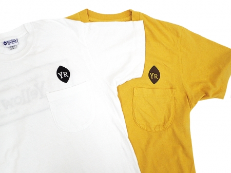 【Yellow Rat】CLASSIC BOX S/S TEE