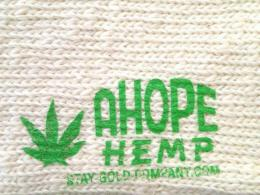 A HOPE HEMP COTTON × HEMP SOCKS