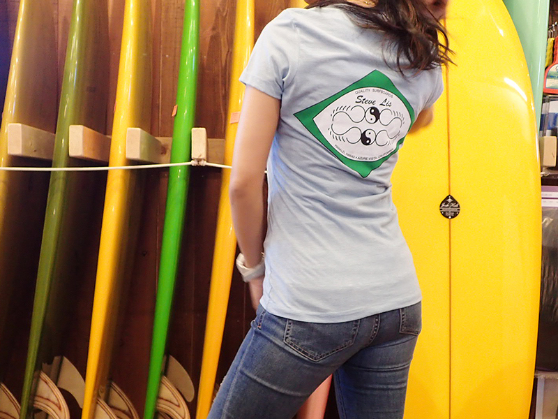 Steve Lis S/S Tee(Ladies)