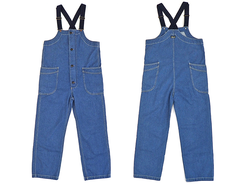 【GO HEMP】TUBE VENDOR ALL PANTS(DENIM)