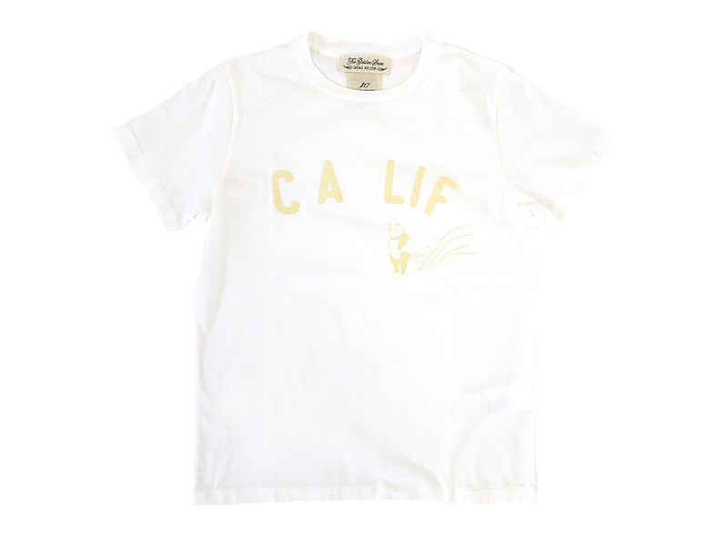 【REMI RELIEF】ロングウォッシュ加工 TEE