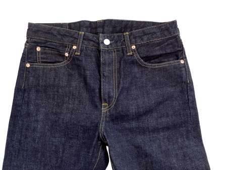 【GO WEST】CARROT FIT 5PK PANTS/ONE WASH