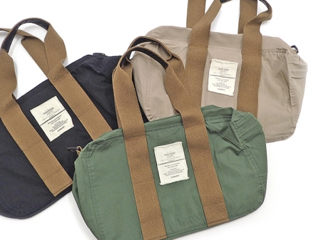 【FLASH PACKER】MINI DUFFLE BAG
