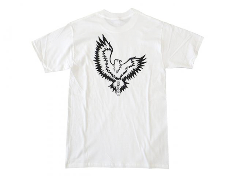 "Steve Brom ""Big Birds"" Logo Tee"