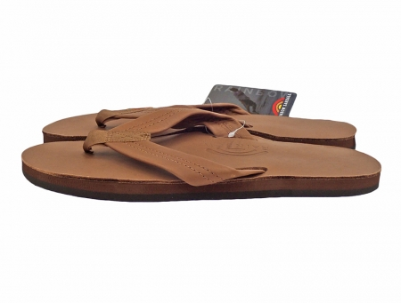 "Rainbow Sandals Classic Leather""Tan"""