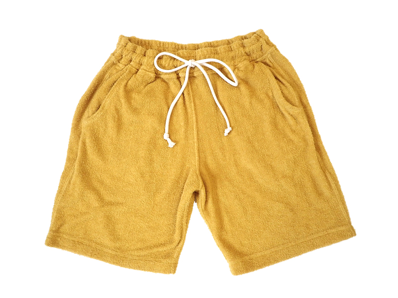 【Good On】Double Pile EZ Shorts