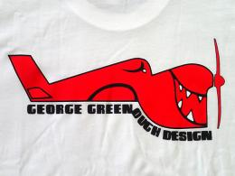 George Greenough Design Logo Tee