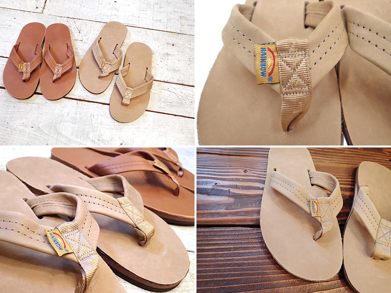Rainbow Sandals 301Alt-Us Single Layer