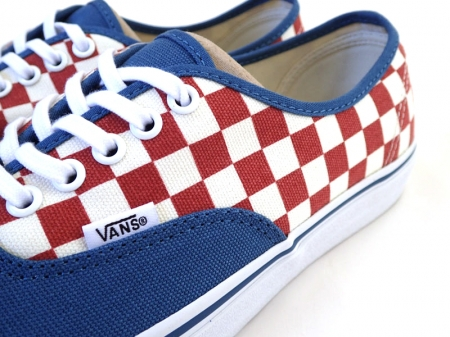 Vans Authentic 50th記念モデル
