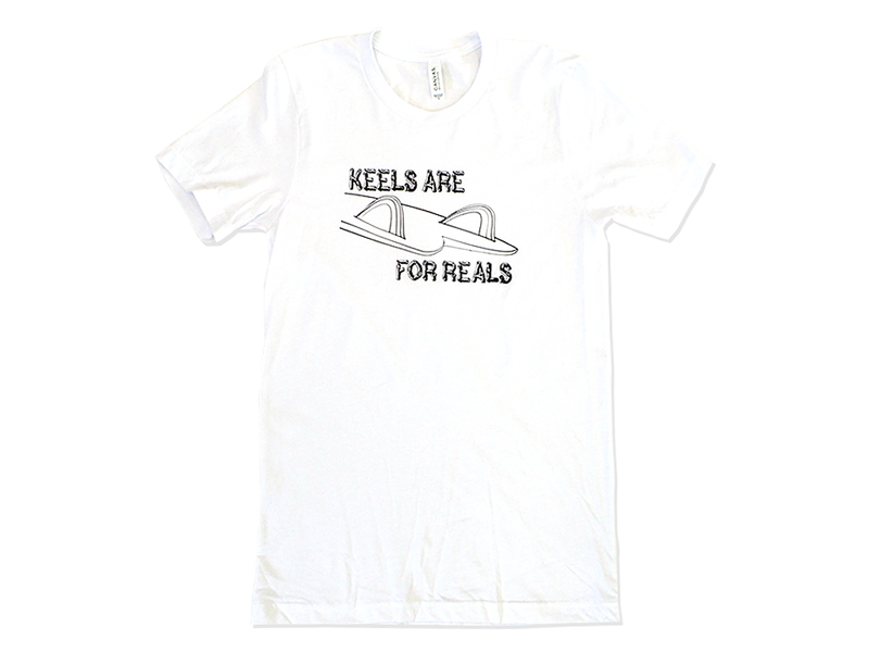 Keels Are For Reals S/S Tee