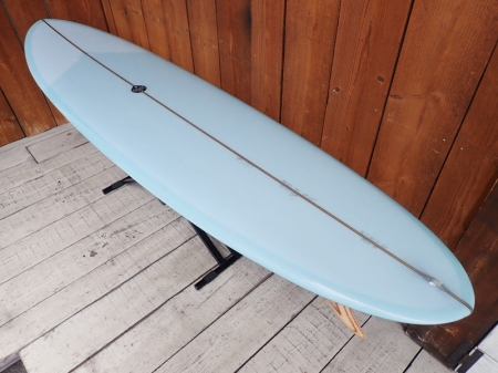 Bat Tail Egg Twin 7'6""