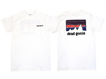 【deadgonia】S/S Pocket Crew Tee