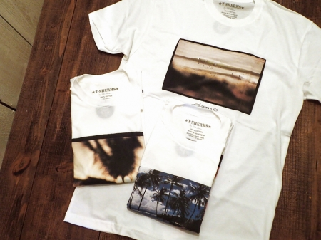 【T-Sherms】S/S Tee