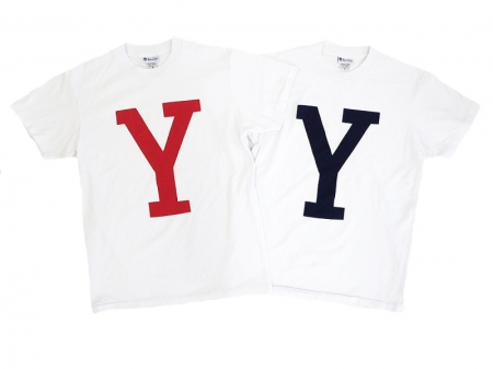 【Yellow Rat】Letter's S/S Tee