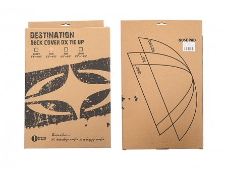 DESTINATION DECK COVER DX TIE UP