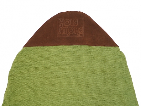 "HOLY SMOKE別注 Knit Socks""ROUND""(Palm Green)"