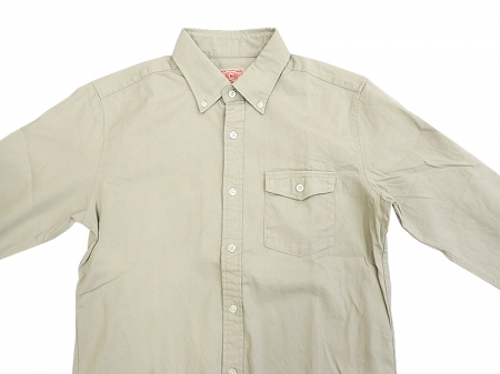 【BIG MIKE】OX FRAP POCKET SHIRTS