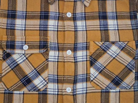 FIVE BROTHER EXTRA HEAVY FLANNEL SHIRTS