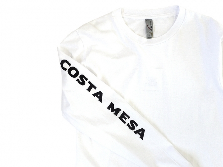 【COSTA MESA SURF CLUB】CLUB L/S TEE