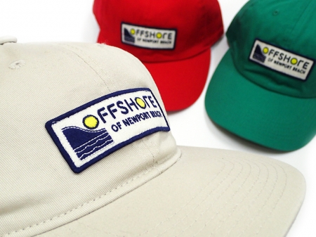 【OFF SHORE】WAPPEN CAP