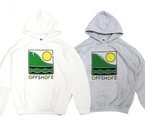 【OFF SHORE】COLOR LOGO HOODIE
