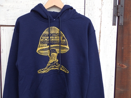 Allman Brothers Band Hooded Parka