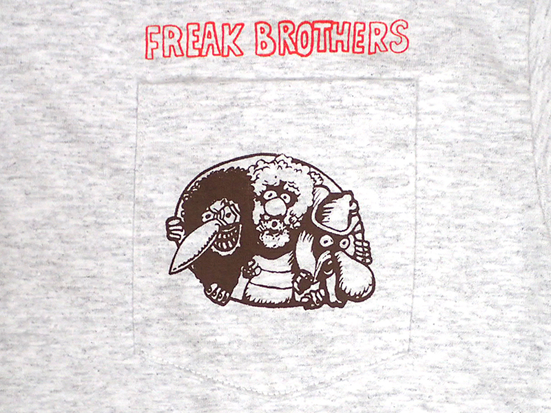 FREAK BROTHERS S/S TEE