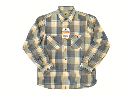 Sunlight Believer Heavy Flannel Shirts