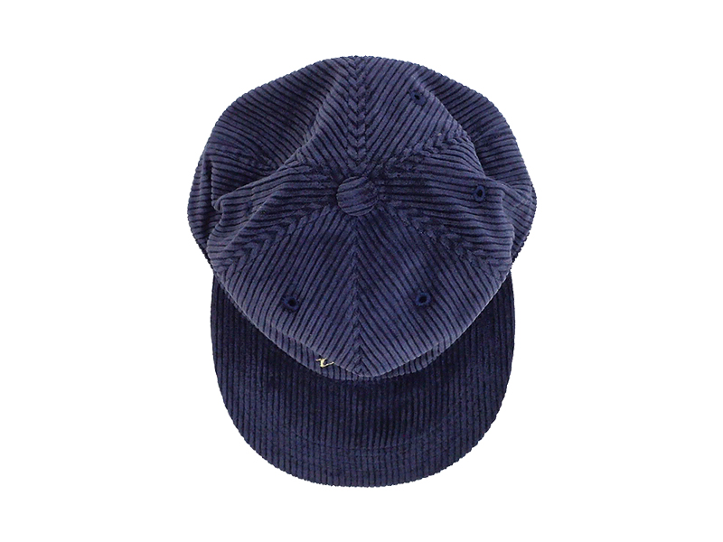 【GO WEST】TIMOTHY CORDUROY CAP