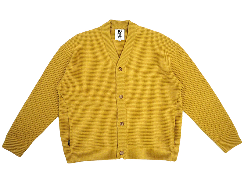 【10匣】FOOTSIES CARDIGAN