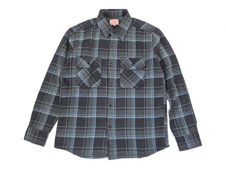 【BIG MIKE】HEAVY FLANNEL SHIRTS