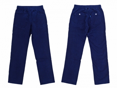 GOOD ON SWEAT PANTS (INDIGO DYE)