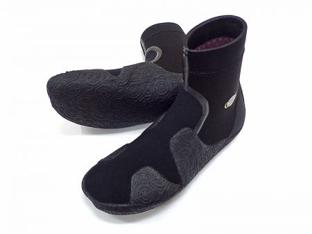 Surf Grip Q.W.R. BOOTIES PLUS ROUND TOE 5/6mm