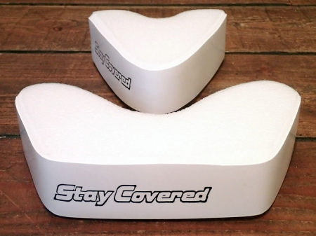 STAY COVERED FORM BLOCKS