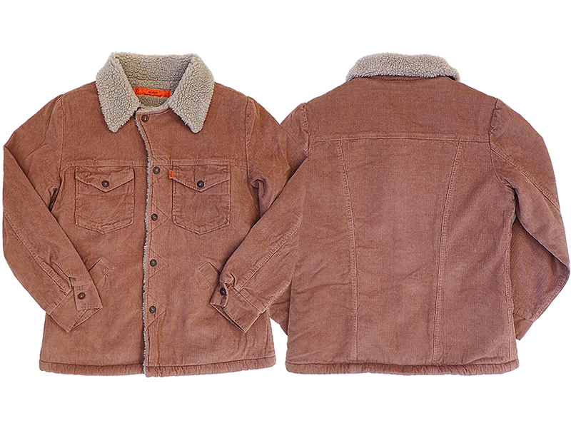 【GO WEST】BOA RANCH CORDUROY JACKET