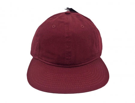 New Hattan 6Panel Flat Visor Cap