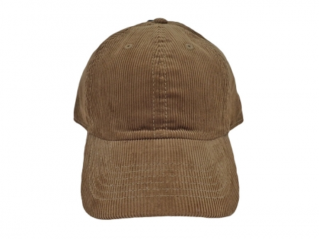New Hattan Coduroy 6Panel Cap