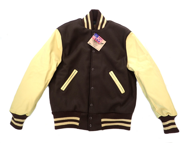 SKOOKUM BASEBALL JACKET
