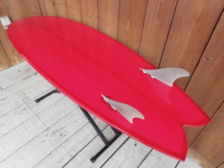 【SHAPES AND HULLS】 FISH 5'7""