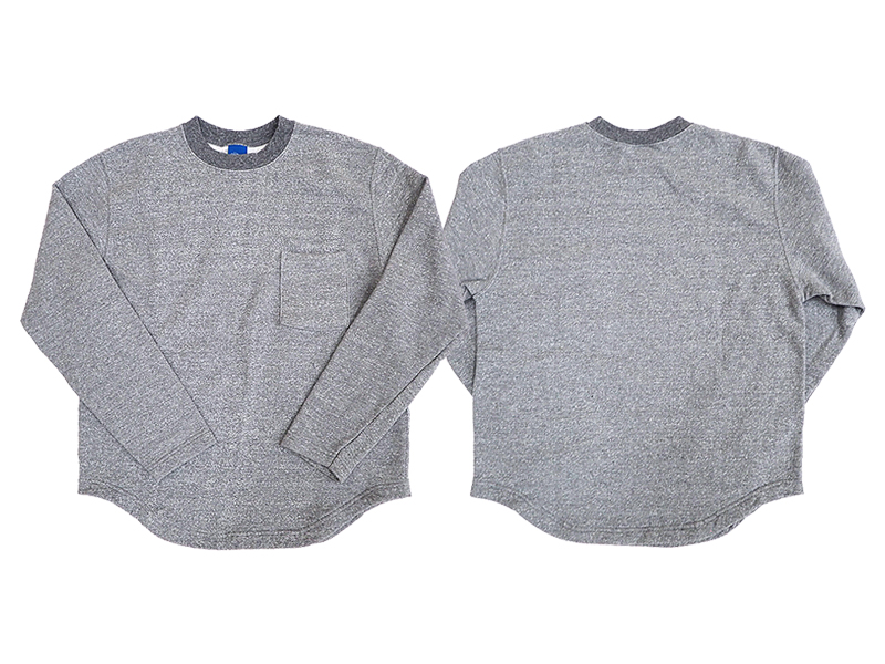 【Good On】HOLY SMOKE別注 ROUGH CREW SWEAT