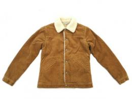 FIVE BROTHER CORDUROY BOA JACKET
