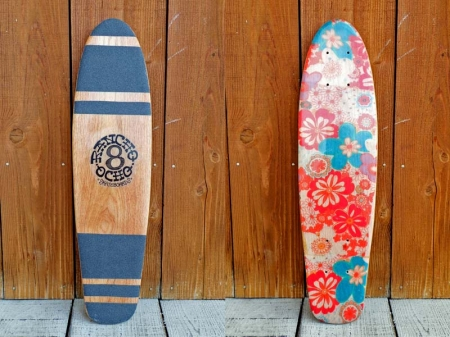 RANCHO OCHO SKATE BOARDS ⑥