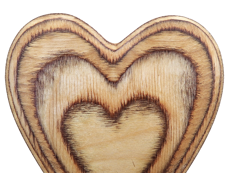 Birch Ply Heart3