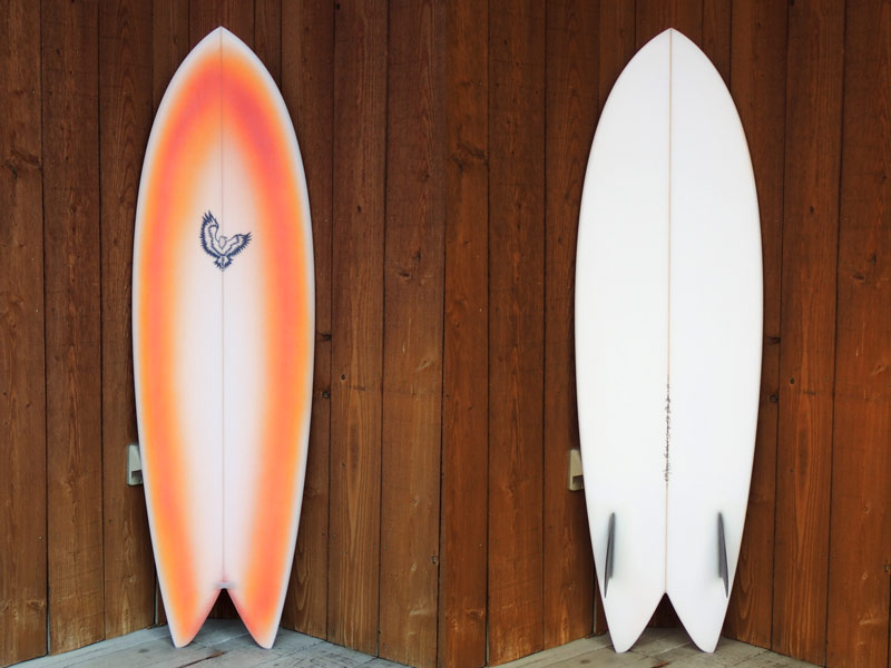 "Huntington Fish 5'10"" EPS"