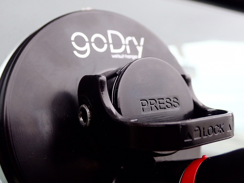 goDry wetsuits hanger