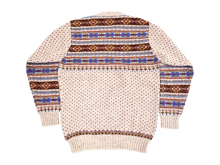 Jamieson's Crew Neck Sweater