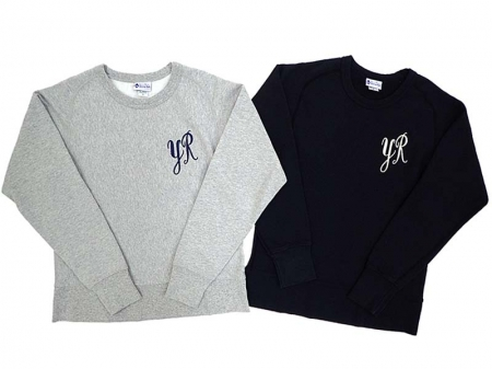 【Yellow Rat】Crew neck Sweat